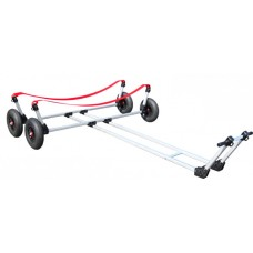 Dynamic Dolly, Aluminum 15' W/Motor, 19012