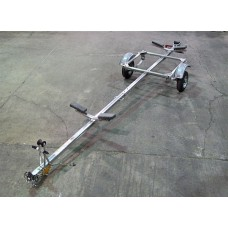 Trailex Aluminum Trailer, One Canoe Or Kayak Carrier