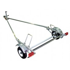 Trailex Aluminum Trailer, Single Light Duty Carrier For Laser Ii