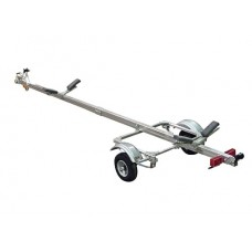 Trailex Aluminum Trailer, One Boat Carrier For Boats Over 17'