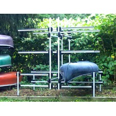 Dynamic Dollies, 6 Canoe / Kayak Tree Storage Rack