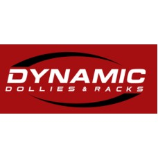 "Dynamic Dollies, Axle Tube 68"" HD Dbl Tongue, 43568D"