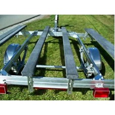 "Trailex, Single 72"" Bunk With Brackets For SUT-450I Only"