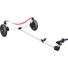 Dynamic Dolly, Aluminum 10' W/Motor, 10056